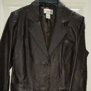 ❗❗**4 for $25**Chadwicks Leather Jacket/Blazer❗❗